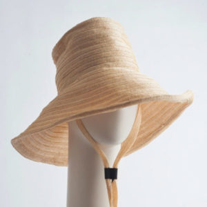 The Linea Light - Super Strega Hat is made from a viscose raffia weave, breathable, very light, soft with a mouldable brim. Shop now!